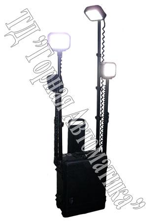9460 Мобильная осветительная система