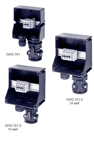 GHG 791,  GHG 721 0