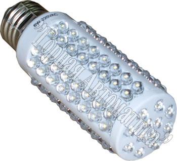 Светодиодная лампа 6W Е27 5200К