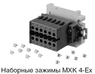 Унифицированные блоки для датчиков команд и управляющих приборов